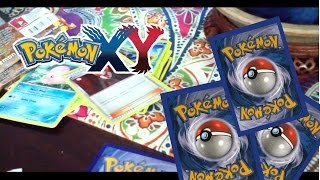 Pokemon X and Y card unboxing Feat. Zelda Ink Thumbnail