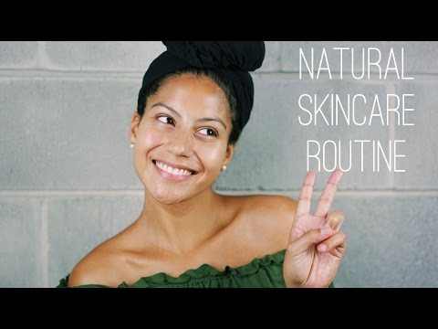 Natural Skincare Routine & How To Get Rid Of Scars FAST!