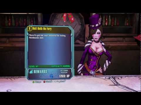 Borderlands 2: How to get Moxxi's Pistol 'Rubi'!