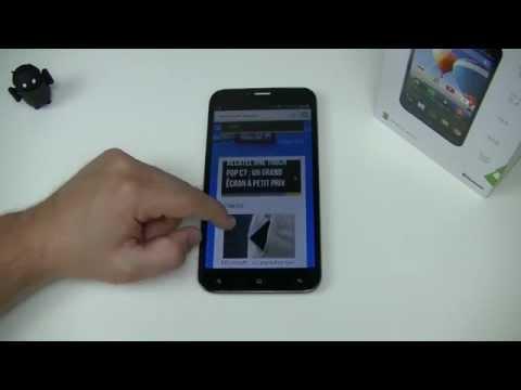 Test de l'Archos 64 Xenon | par Top-For-Phone.fr
