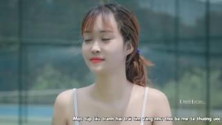 Nếu Như Là Định Mệnh - Binz Ft Hoài Lâm - [ Video Lyrisc ] [ Karaoke ]