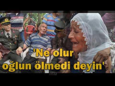 Her Şehidin Ardından Bir Türkü Söylenirmiş Annem
