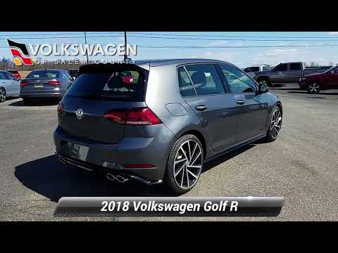 New 2018 Volkswagen Golf R , Monroeville, NJ 183609