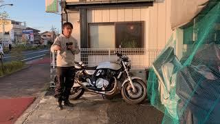 GSX1200イナズマ参考動画「今一番ホットなエンジン!それがスズキの油冷!」