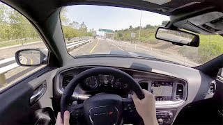 2017 Dodge Charger Daytona 392 (AT) - POV Test Drive (Binaural Audio)