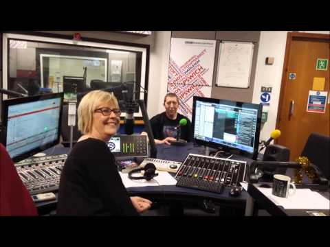 Philip J Gould interview on Lesley Dolphin show