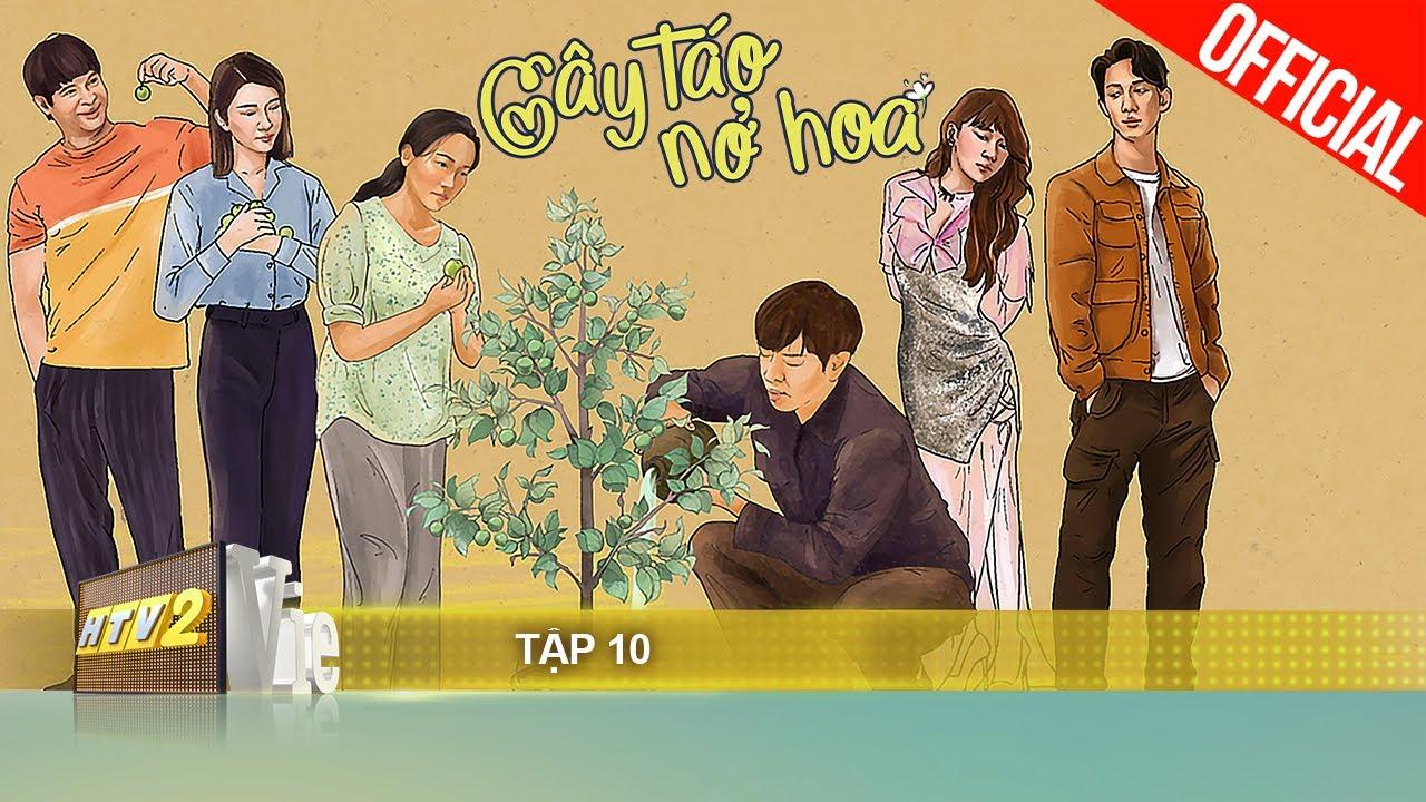 Cây Táo Nở Hoa – Tập 10 | Phim gia đình Việt 2021 | Những kiểu tóc nam dẫn đầu xu hướng