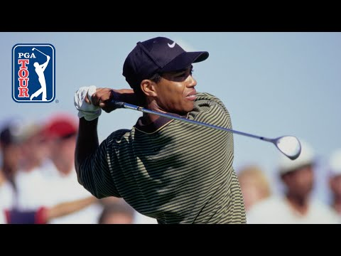 Tiger Woods' first PGA TOUR victory in Las Vegas | Highlights