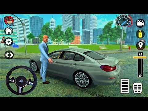 Car Simulator BMW M6 Gran Coupe - Android Gameplay FHD