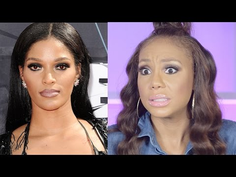 Tamar Braxton Throws Shade at Joseline Hernandez, 'Who's That?' | The Name Game Mp3