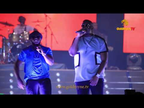 'TIMAYA' PERFORMED ALONGSIDE 'DON JAZZY' AT MAVIN ACCESS CONCERT