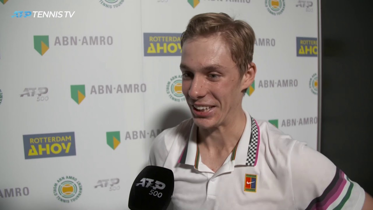 Shapovalov Full Of Confidence In Rotterdam 2019