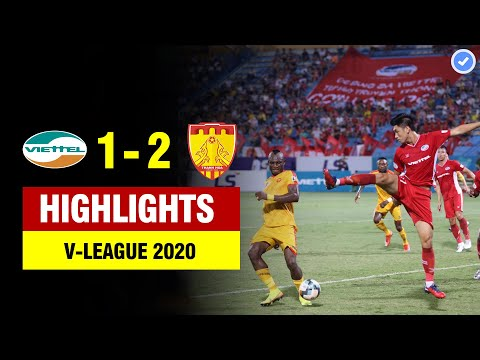 The Cong Thanh Hoa Goals And Highlights