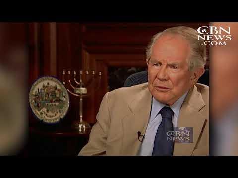 Jerusalem Dateline: 7/14/17 CBN Founder Pat Robertson Interviews President Trump
