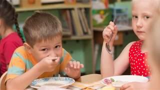 Веселые уроки в детском садике!!!!