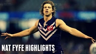 Nat Fyfe highlights [HD]