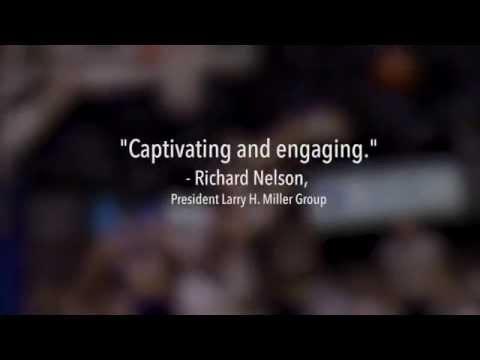 Mark Eaton Keynote Speaker- 3 Minute Sizzle Reel