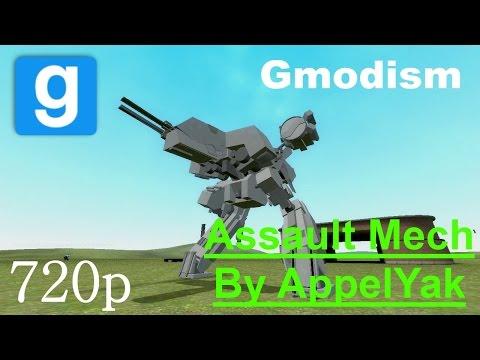 Gmod E2 Mech - cubaxilus