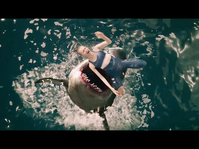Escape of Shark (鲨口逃生, 2021) chinese action thriller trailer - YouTube
