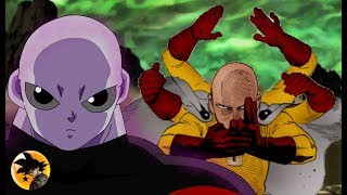 Jiren VS Saitama | The TRUTH About Dragon Ball Power