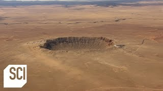 What Is in a Meteor Crater?