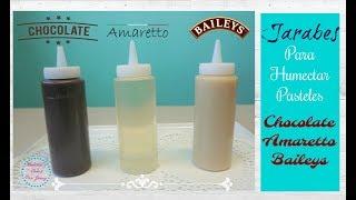 3 Jarabes Para Pastel Exquisitos