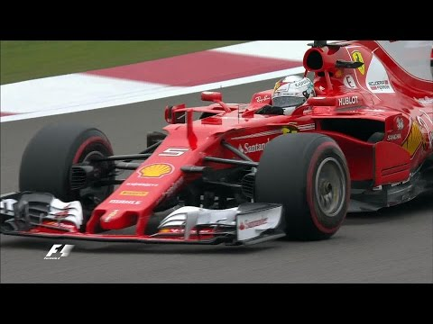 2017 Chinese Grand Prix: FP3 Highlights