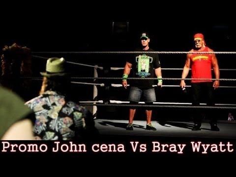WWE Raw 10/03/2014 Promo John Cena Vs Bray...