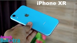 Apple iPhone XR Unboxing and Full Review