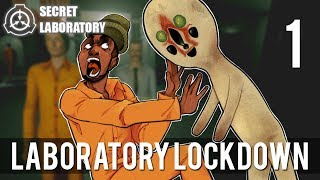 [1] Laboratory Lockdown (Let's Play SCP: Secret Laboratory w/ GaLm)