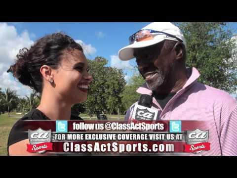 Glynn Turman Exclusive  w Class Act Sports