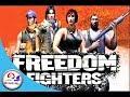 تحميل اللعبة الاسطورة freedom fighters برابط مباشر وبدون تثبيت