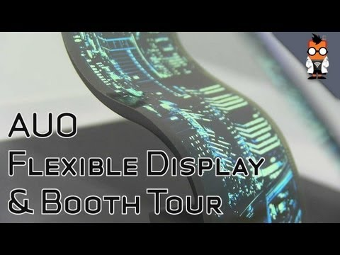 Future Smartphone and Tablet Display Technologies - Best of Touch Taiwan