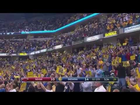 Paul George is Back!!Full Game Highlight|| Indiana Pacers VS Miami Heat