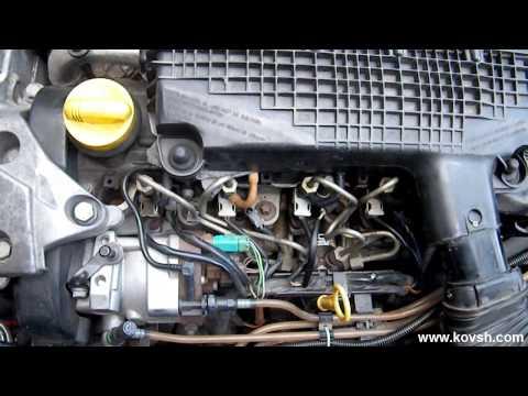 на Renault Kangoo 1.5 DCI