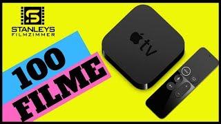 Apple TV 4K Deutsch Review | Meine ersten 100 Filme Vorteile & Nachteile Digitaler Filmkäufe