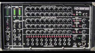 Sennheiser Vocoder VSM-201 - Original Demo Tape (English)