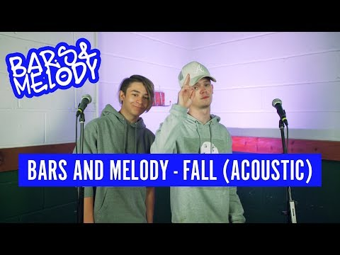 Bars and Melody  - Fall (OFFICIAL ACOUSTIC)