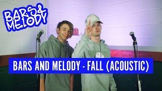 Смотреть клип Bars And Melody - Fall