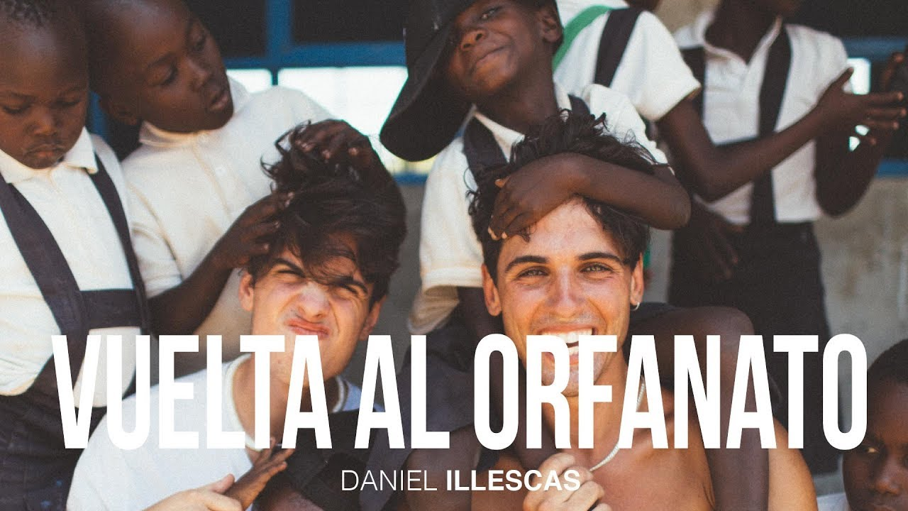 DE VUELTA AL ORFANATO EN KENYA | DANIEL ILLESCAS