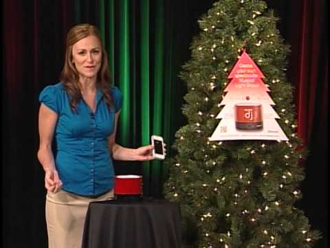 Caitlyn McCabe Presents the Holiday DJ for Kmart 2013