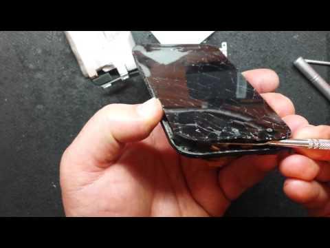 HTC ONE SV PL80130 меняем дисплей
