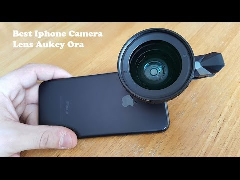 Best Iphone 7 Iphone 7 Plus Fisheye Lens Aukey Ora Fliptroniks Com Youtube