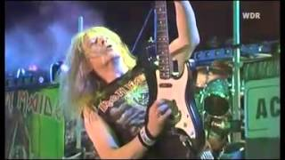 Iron Maiden -  Remember Tomorrow  ( Live , 2005 )