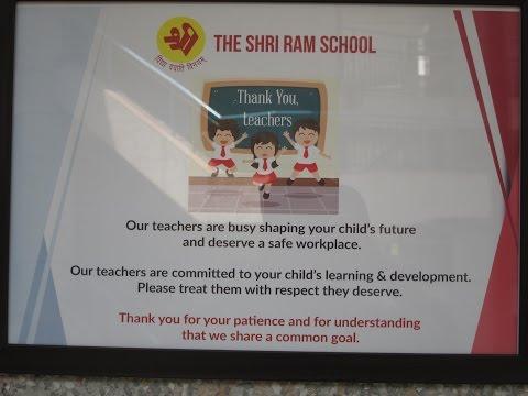 Mono-Print Workshop At The Shri Ram School,Moulsari,Gurugram,India.
