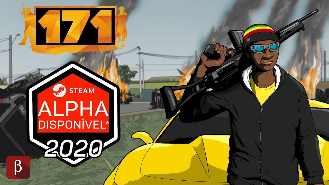 171: Veja todos os detalhes disponíveis sobre o novo game brasileiro
