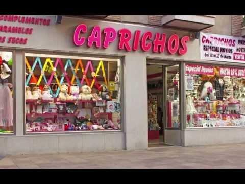 CAPRICHOS - Nuestra tienda