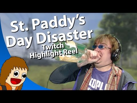 Tom's Stream Highlights | St. Paddy's Day Disasters (Mar 12, 2017 - Mar 18, 2017)