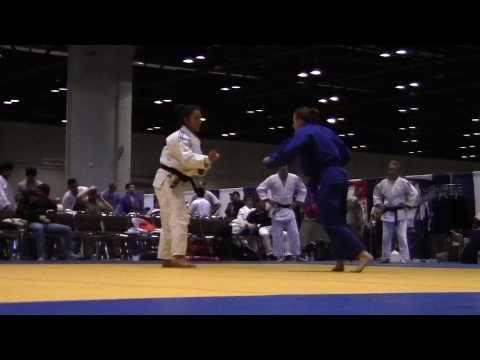 Pauline Macias ~ 2011 USA Judo Senior Nationals