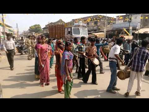 Tribal Dance Of Gadchiroli